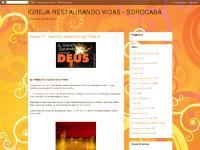 IGREJA RESTAURANDO VIDAS - SOROCABA