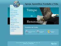 igrejaverdadeevida.com.br Nossa Missão, Palavra Profética, Ministérios