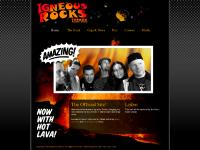 Igneous Rocks - Tacoma, Washington Band - - Home