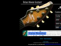 Welcome to Brian Moore Guitars & iGuitar Workshop