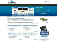 solutions e-business - site internet