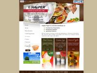 I. Halper - Restaurant Supplies, Food Service Disposables and Janitorial Products in New York and New Jersey
