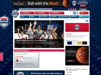 The Official Youth Basketball Website of USA Basketball