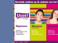 IJsselcollege homepage
