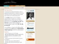 Lakshmi C. Chaitanya : Web designer / developer specializing in dynamic,database-driven web sites