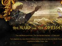 Homer's The Iliad and the Odyssey, by Jean-Philippe Marin - www.iliadodyssey.com