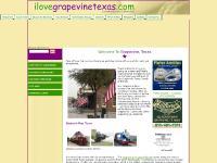 ilovegrapevinetexas.com Grapevine, Texas, Grapevine Texas