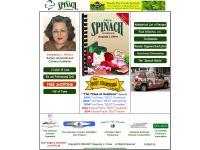 i love SPINACH Cookbook