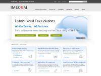 Fax Server, Fax over IP, and Image Conversion Solutions | Imecom