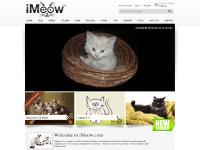 Designer Cat Products, Cat Toys | iMeow