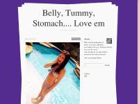 Belly, Tummy, Stomach.... Love em