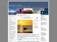 Australian Immigration. Free Information for Immigration to Australia