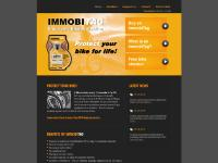 Home :: ImmobiTag :: Protect your bike for life from being stolen with ImmobiTag