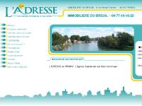 IMMOBILIERE DU BREUIL FIRMINY - Immobilier, achat maison, achat appartement, vente maison, vente appartement