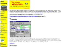IMSL Software - XLink/Win