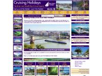 Cruising Holidays - experts in small ship and river cruises