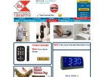 Low Vision Aids | Magnifiers | Talking Watches | Low Vision Watches - Independent Living Aids