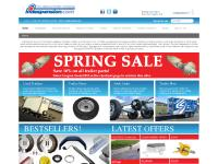 Tow Bars, Used and New Trailers, Towbar Fittings at Indespension