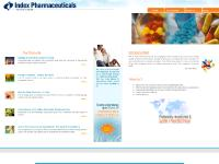 indexpharmaceuticals.com We are active pharmaceutical ingredients manufacturer, active pharmaceutical ingredients exporter, pharmaceutical drugs supplier