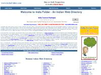 Indian Web Directory, Free Real Estate Directory, Indian Search Engine & Directory