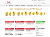 Utbildning och kurs för certifiering it data ledarskap Informator. - - Informator Utbildning