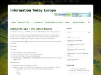 infotodayeurope.com Conferences, Int