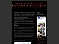 Ingazat Information Technology Team's Blog