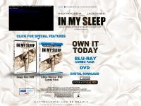 inmysleep.com Single Disc DVD, 2-Disc Blu-ray / DVDCombo Pack