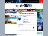 Inside GNSS | Engineering Solutions from the Global Navigation Satellite System Community