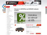 Fitness shop   inSPORTline.eu