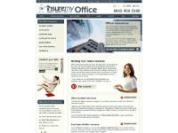 Office insurance - small and large office insurance quote UK