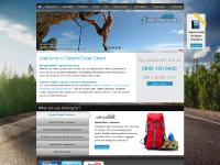 insuremysport.co.uk products, Sports Travel Insurance, Activity TopUp Insurance