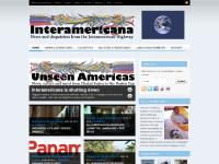 interamericana.co.uk travel, journalism, central america