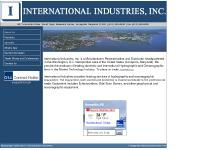 International Industries, Inc. - Providing Leading Domestic and International Hydrographic and Oceanographic Equipment
