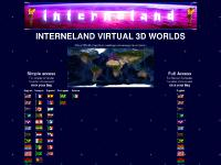 INTERNELAND 3D VIRTUAL WORLDS
