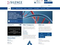Silence Therapeutics | A Global Leader In RNAi Therapeutics