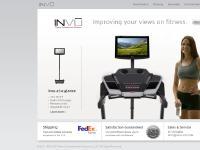 InvuLCD.com Exercise Entertainment System