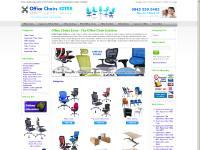 BodyBilt Chairs, Orangebox Chairs, Executive Chairs, Task Chairs
