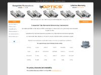 HOME   Compatible Transceiver modules   SFP   GBIC   Xenpak   X2   sales@ip-optics.com