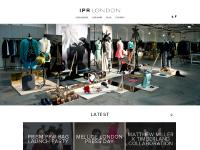 iprlondon.com Services, Our Work, Clients