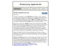 Apple Retailers - iProducts.org - Apple fan-site