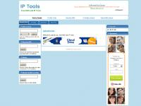Free DNS tools, IP tools, domain name tools