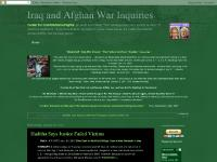 Iraq and Afghan War Inquiries