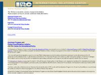 irc-online.org Americas Program, Center for International Policy, Right Web