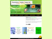 Website Design in Bognor Regis, West Sussex, UK. iResolutions Website Design Ltd