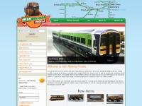 Irish Railway Models, information database on all irish rail model railways