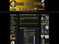 Forums, Server Info, Donations, EvilDead