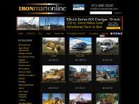 ironmartonline.com heavy machinery, heavy equipment, used heavy equipment