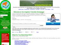 irrigationtutorials.com irrigation, tutorial, sprinkler system