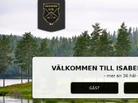 Om Isabergs Golfklubb